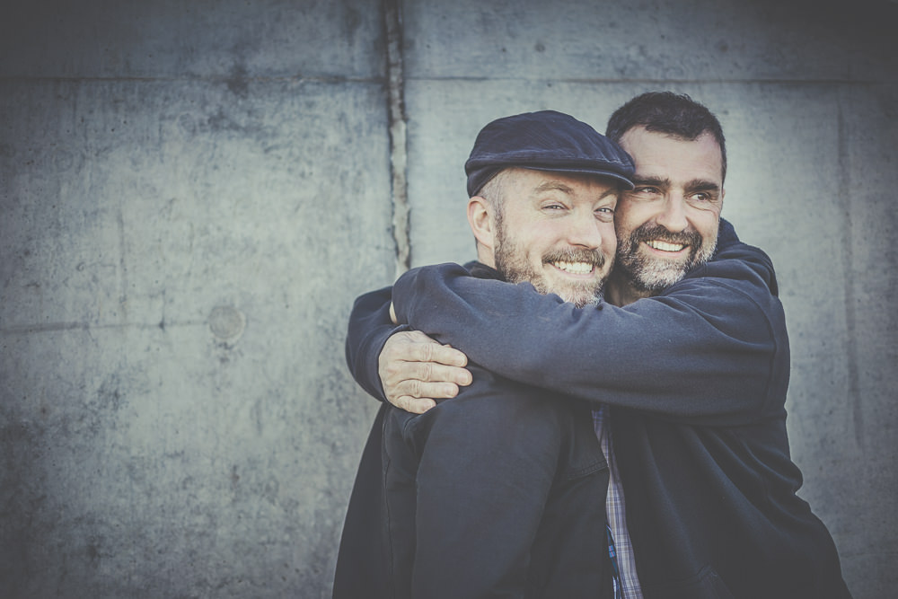 Same-sex Couple Engagement photos