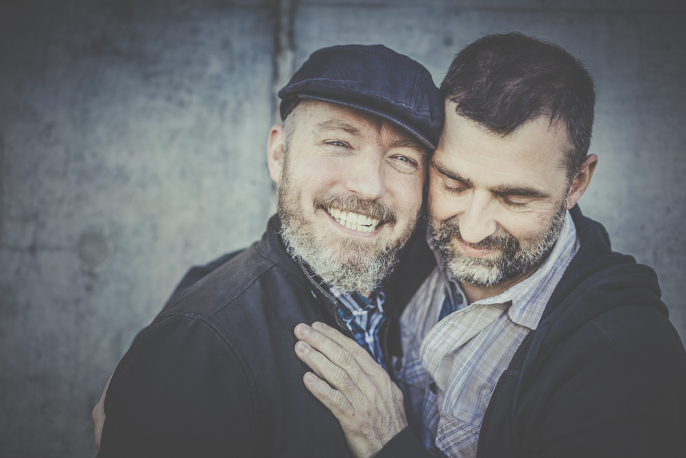 Same-sex couple Engagement Pictures