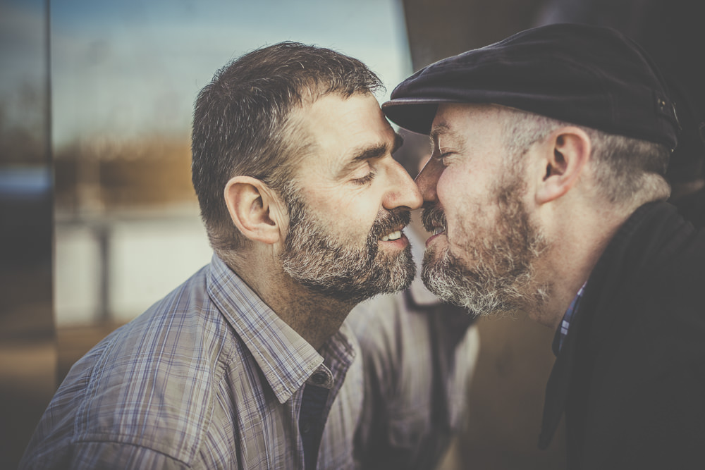 Gay Wedding Photographer in Berkshire