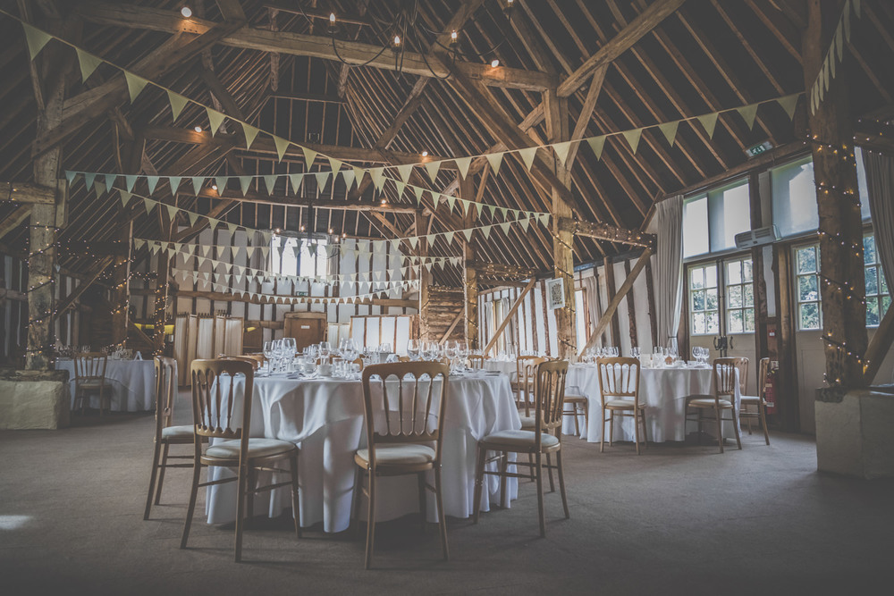 The Clock Barn Whitchurch Wedding Venue