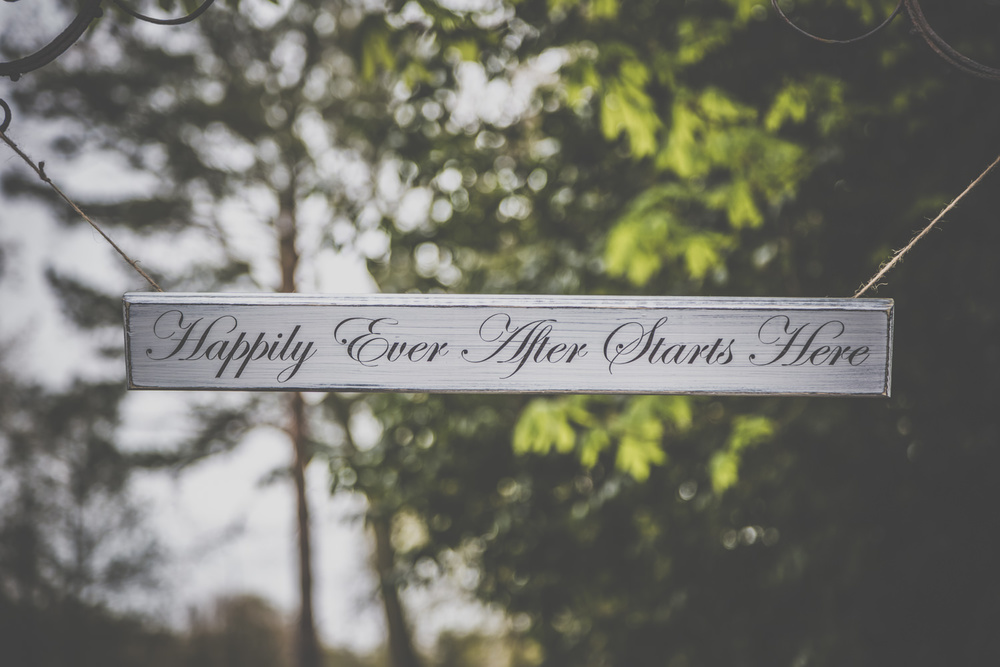 Wedding Signs in Hampshire
