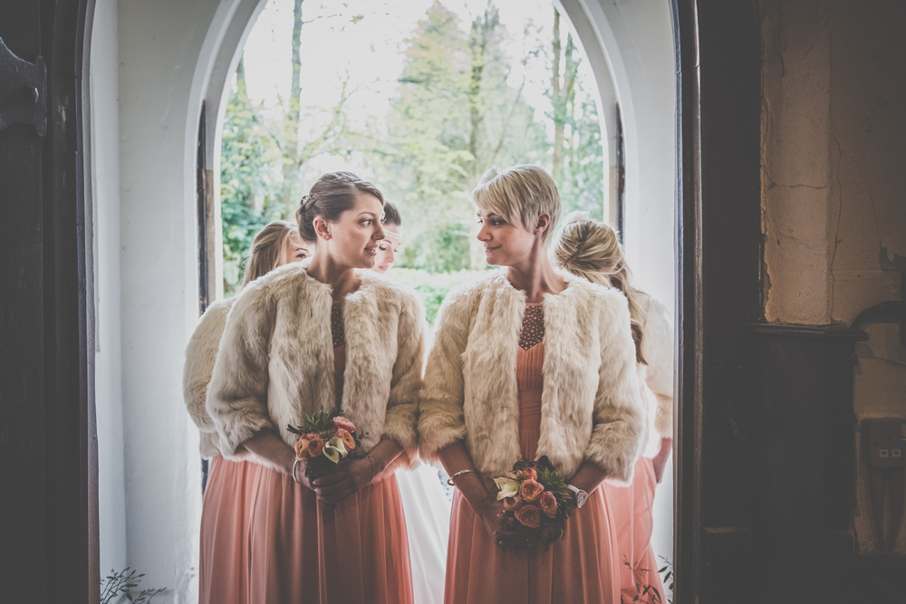 Bridesmaids Wedding Pictures