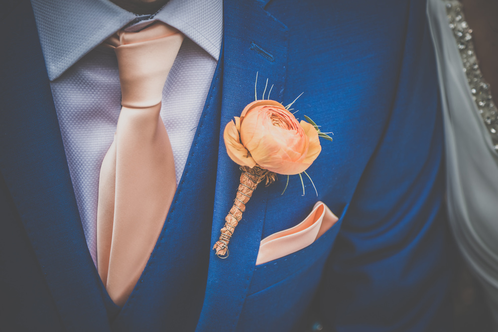 Buttonholes for Grooms