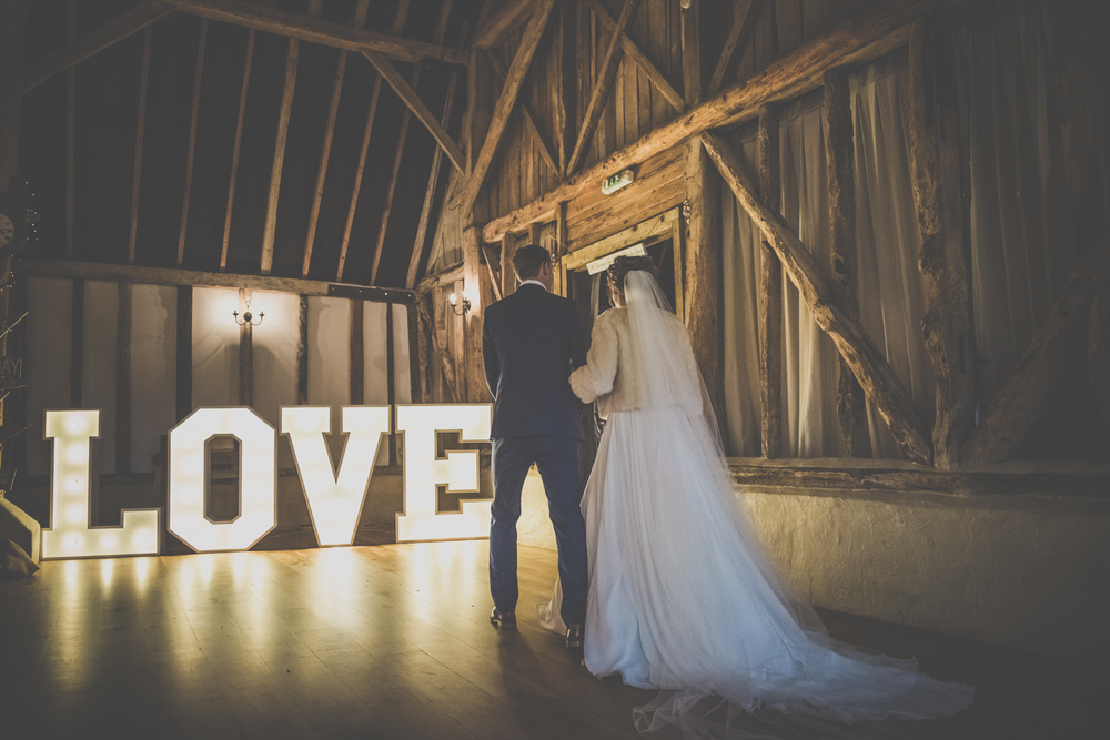 Love Wedding Signs for Hire
