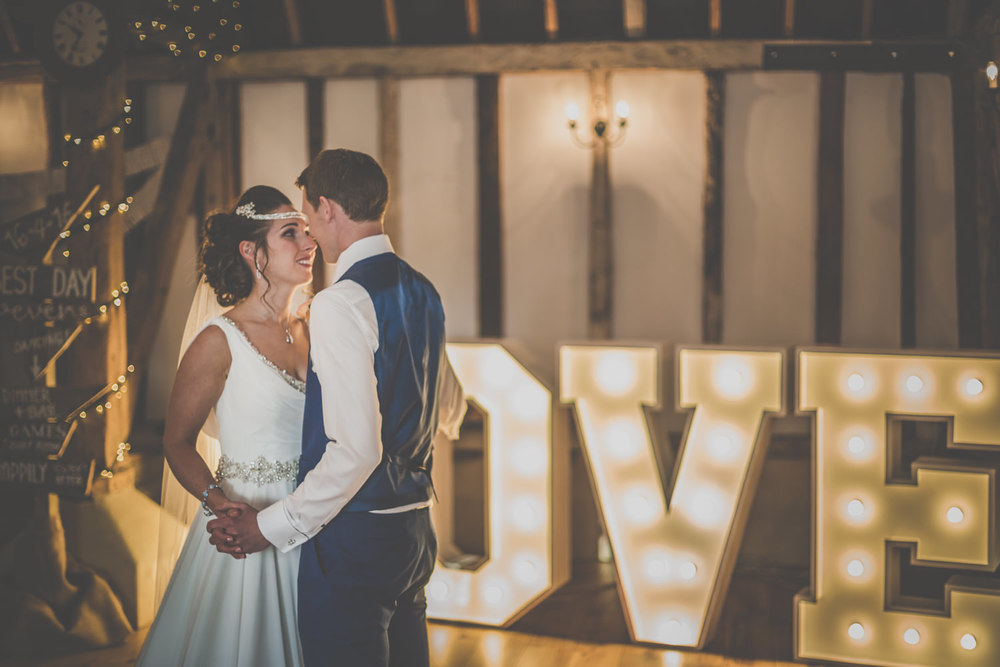The Clock Barn Wedding
