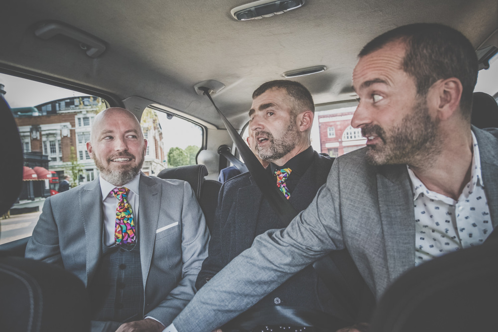 Same Sex Wedding in Camden Town