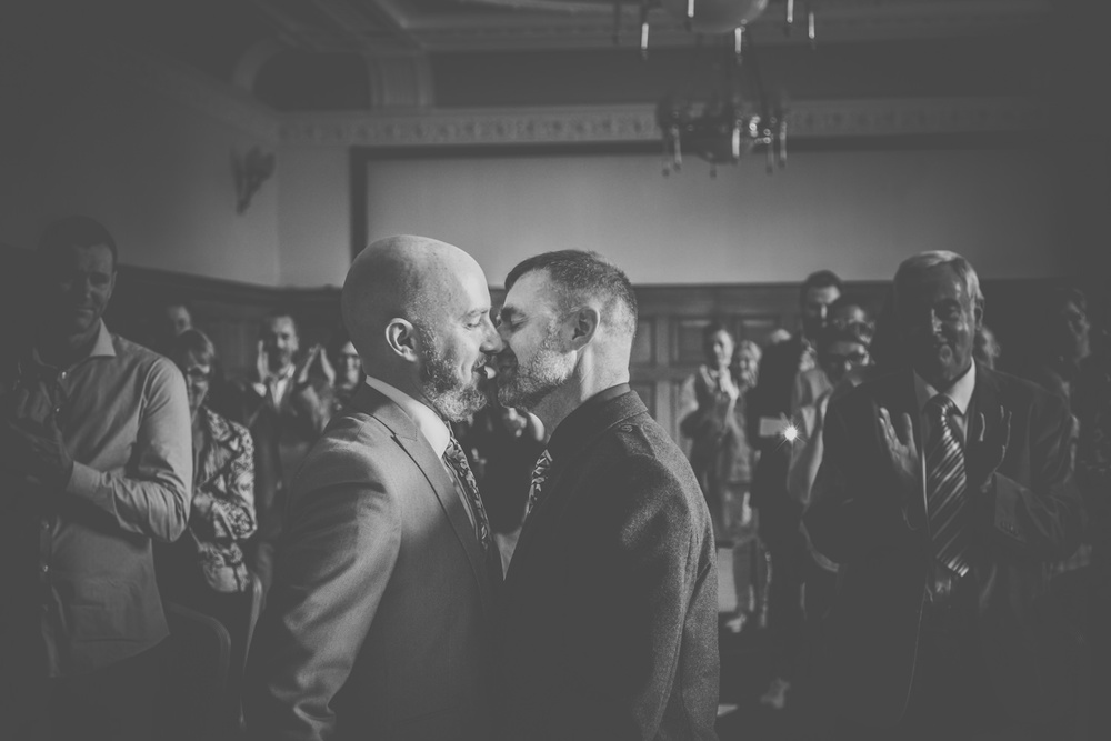 Islington Town Hall Same Sex Wedding
