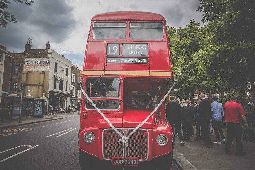 Hire Vintage Bus London