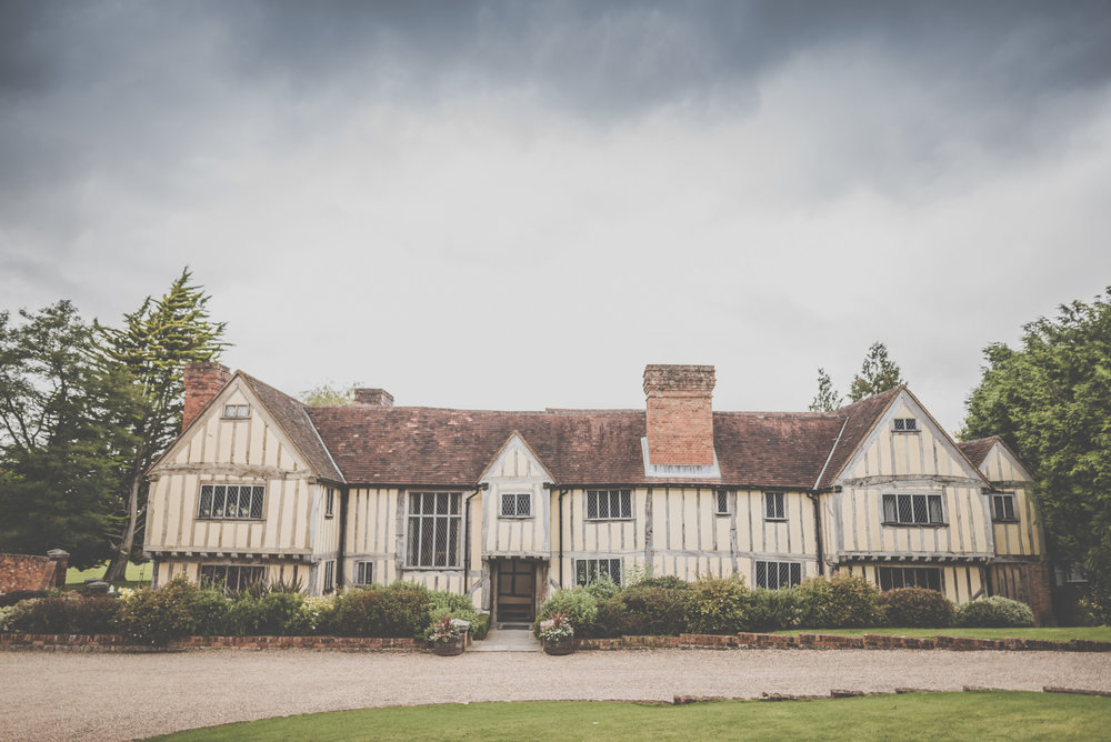Cain Manor Wedding Venue Hampshire