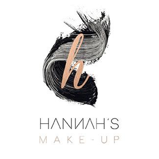 Logo of Hannah from Hannah's Make-up