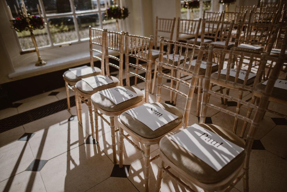 Weddings in Blenheim Palace