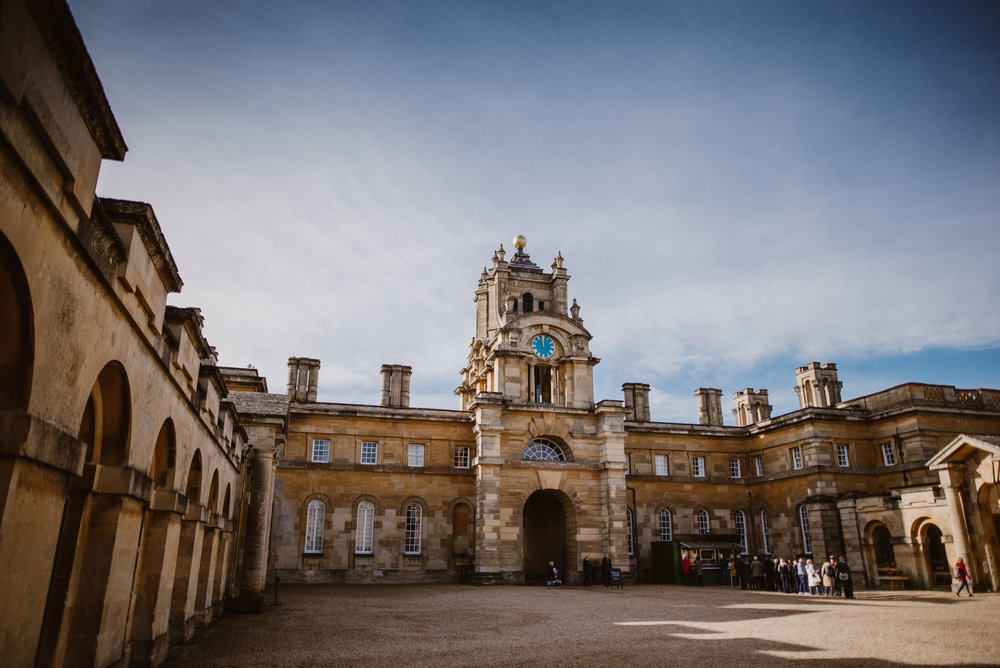 Blenheim Palace Wedding Venue