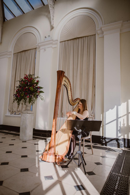 Krina Bell Harpist