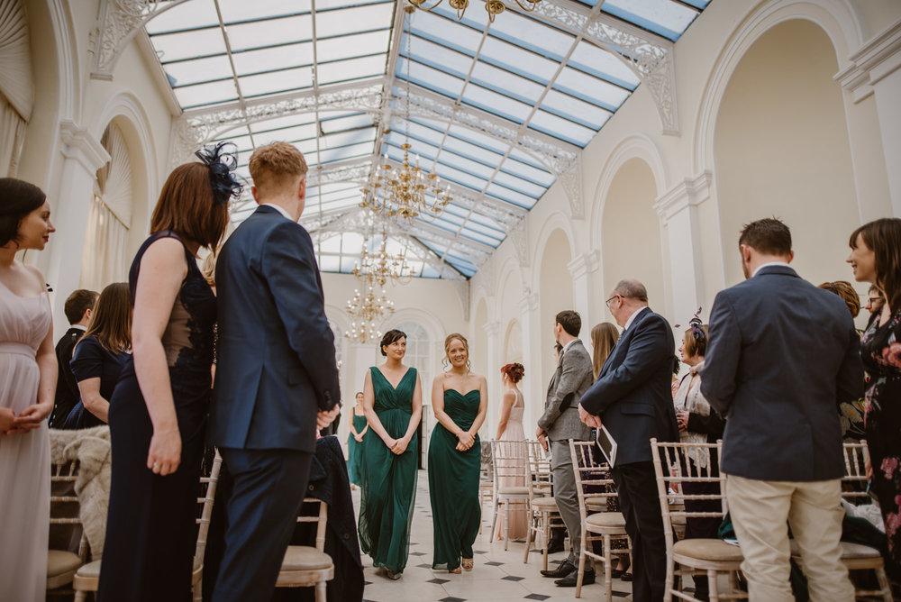 Wedding Photos Blenheim Palace