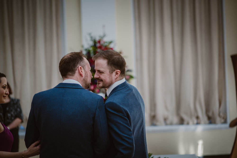 Gay Wedding Photographer Blenheim Palace