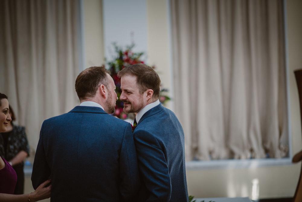 Gay Wedding Photographer Blenheim Palace