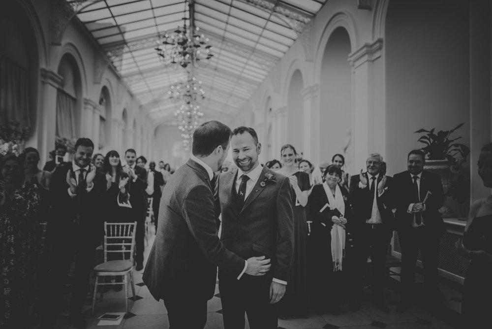 Best gay wedding photographers