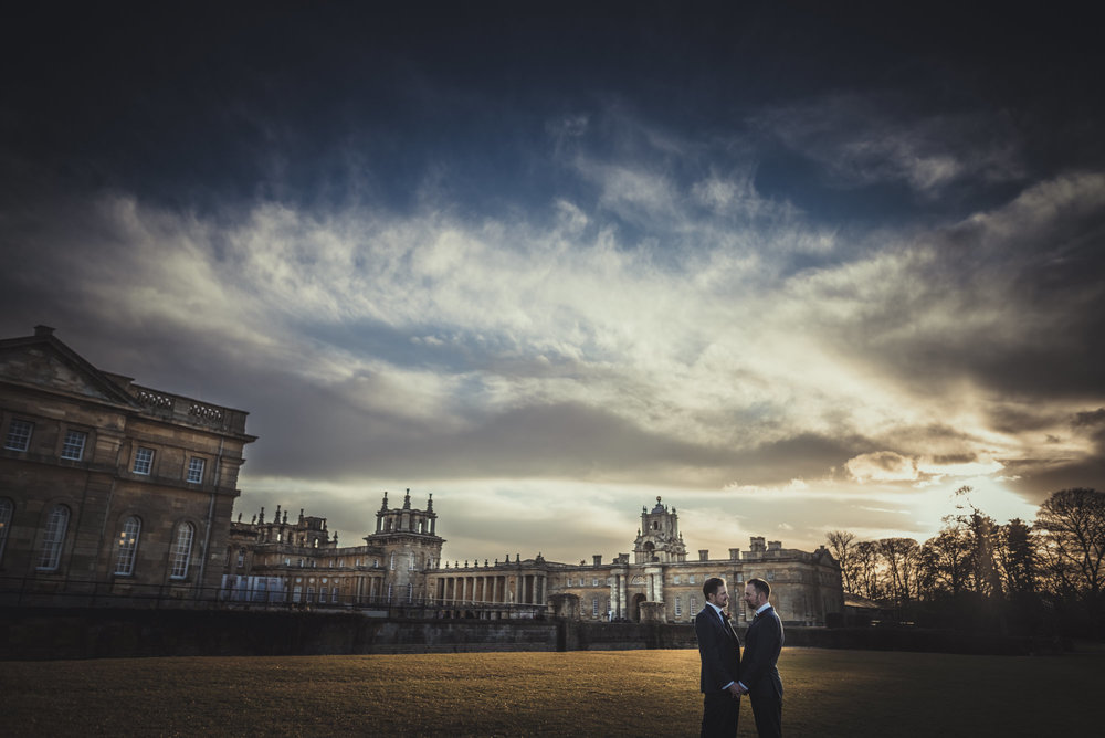 Blenheim Palace Wedding Photographer