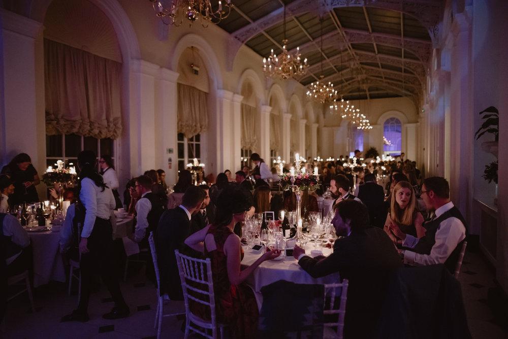 Wedding Photos at The Orangery Blenheim palace