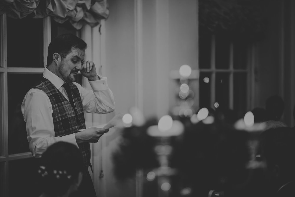 Blenheim Palace Winter Wedding