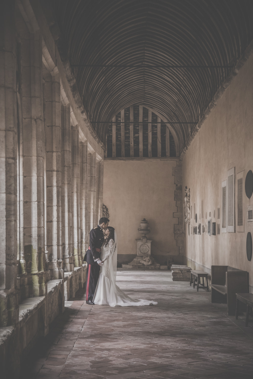 Winchester College Wedding