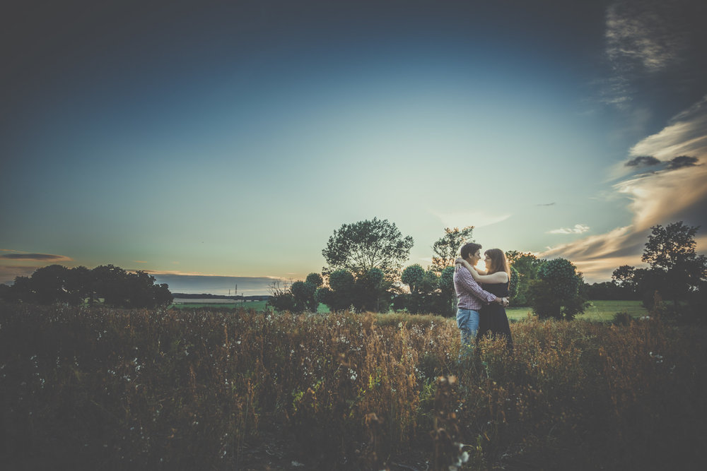 Engagement Photography in Hampshire