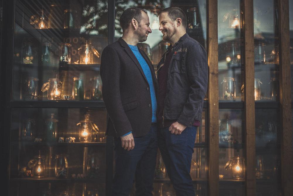 Same Sex Wedding Photographer in Reading
