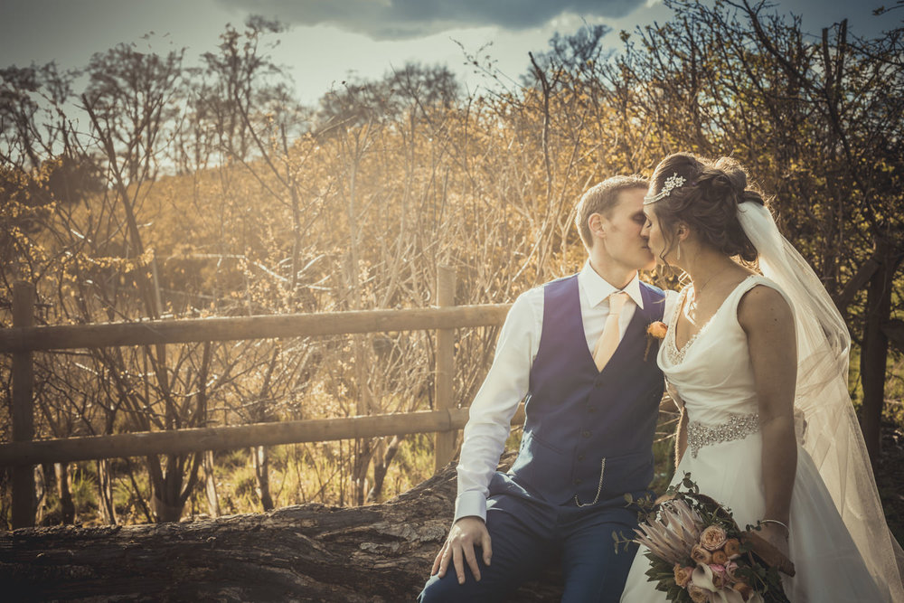 The Clock Barn Wedding