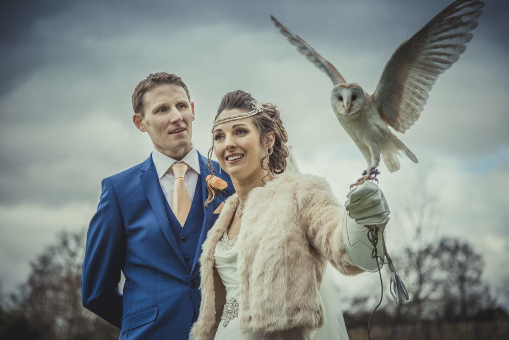 The Clock Barn Wedding Photography