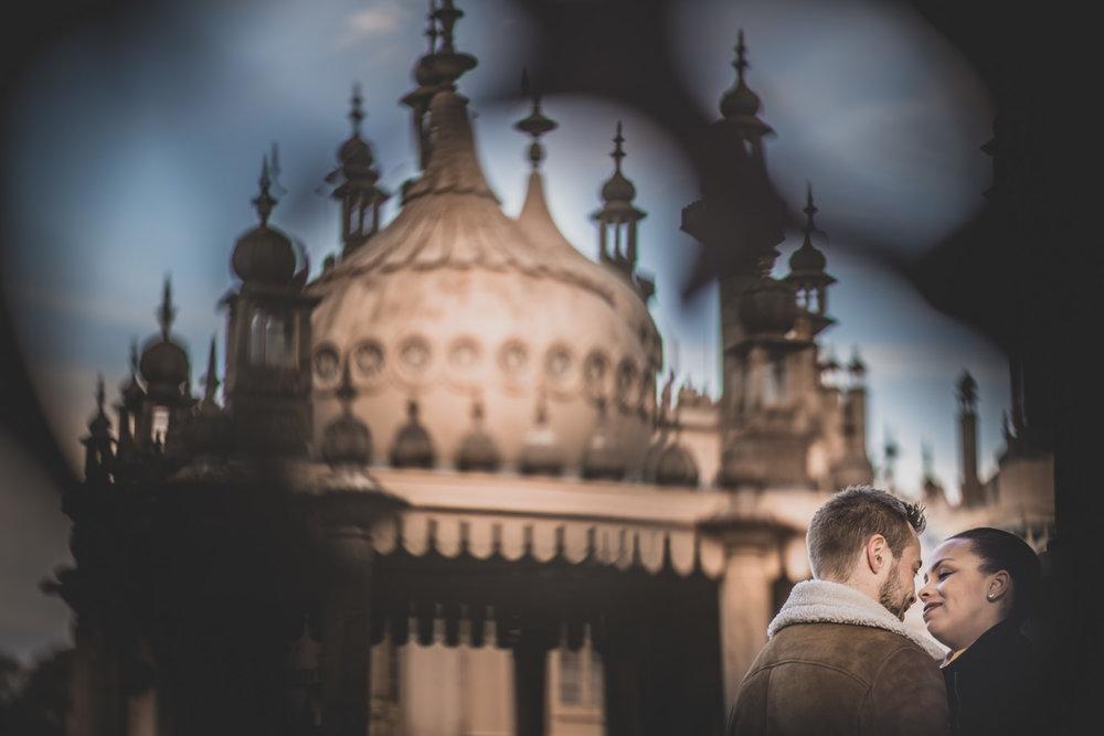 Wedding Photography at Royal Pavilion in Brighton