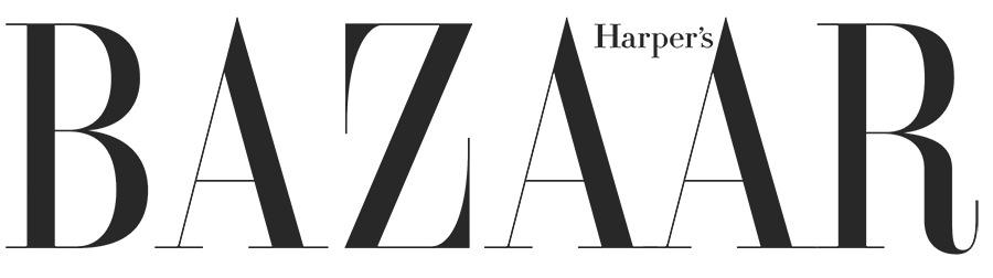 Manu Mendoza Wedding Photography was featured in the prestigious publication Harper's Bazaar