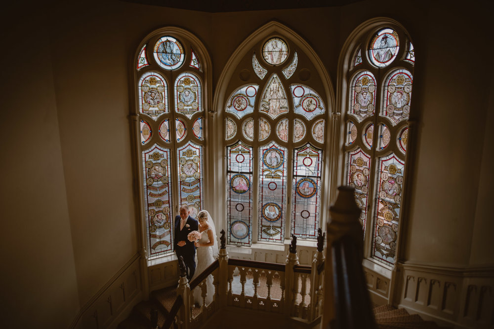 Wedding Photos at The Elvetham Hotel in Hampshire
