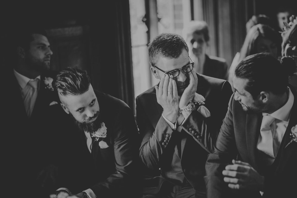 Emotional Wedding Photography at The Elvetham Hotel Wedding Venue