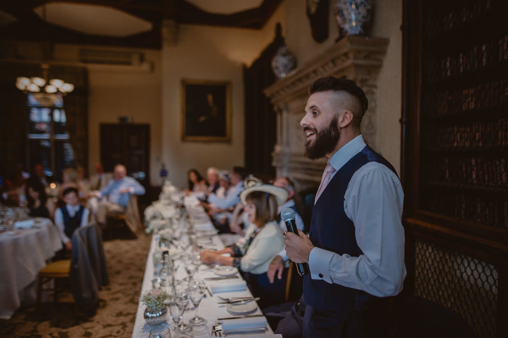 Best Man Speech The Elvetham Hotel
