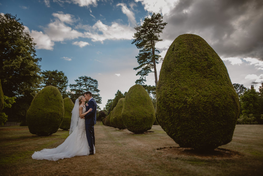 The Elvetham Hotel Wedding Photos