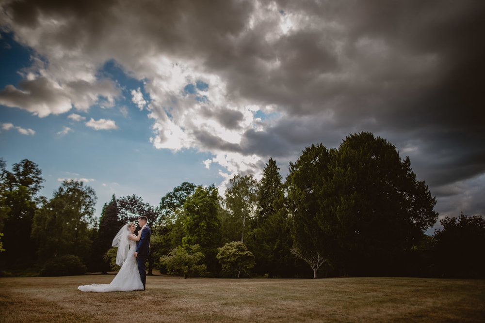 Wedding Photos at The Elvetham Hotel