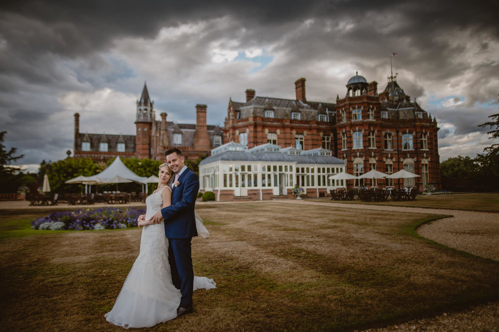 The Elvetham Hotel Hampshire Wedding Photographer Venue