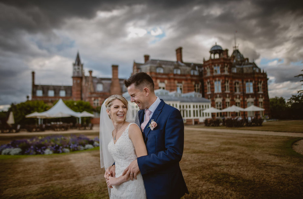 The Elvetham Wedding Portraits