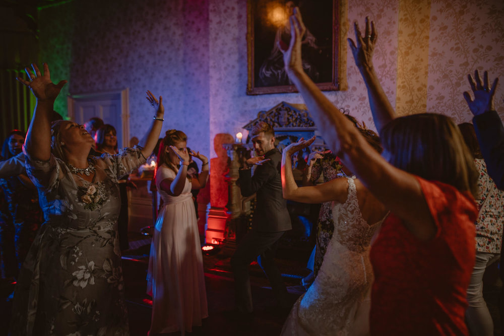 Wedding Party Photos The Elvetham Hotel