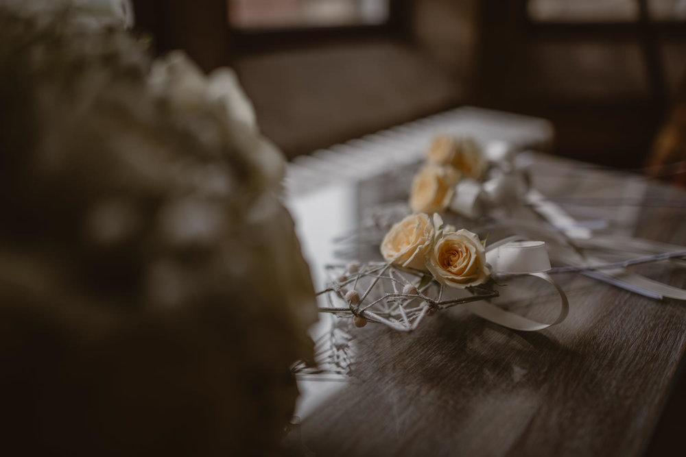 Paula Rooney Floral Designer buttonholes