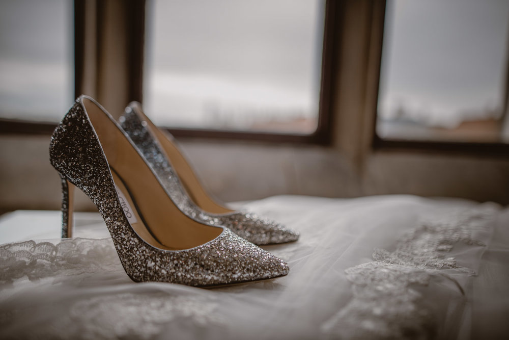 Jimmy Choo Wedding Hills