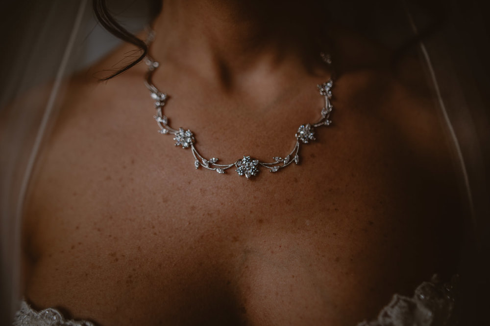 Necklace Wedding