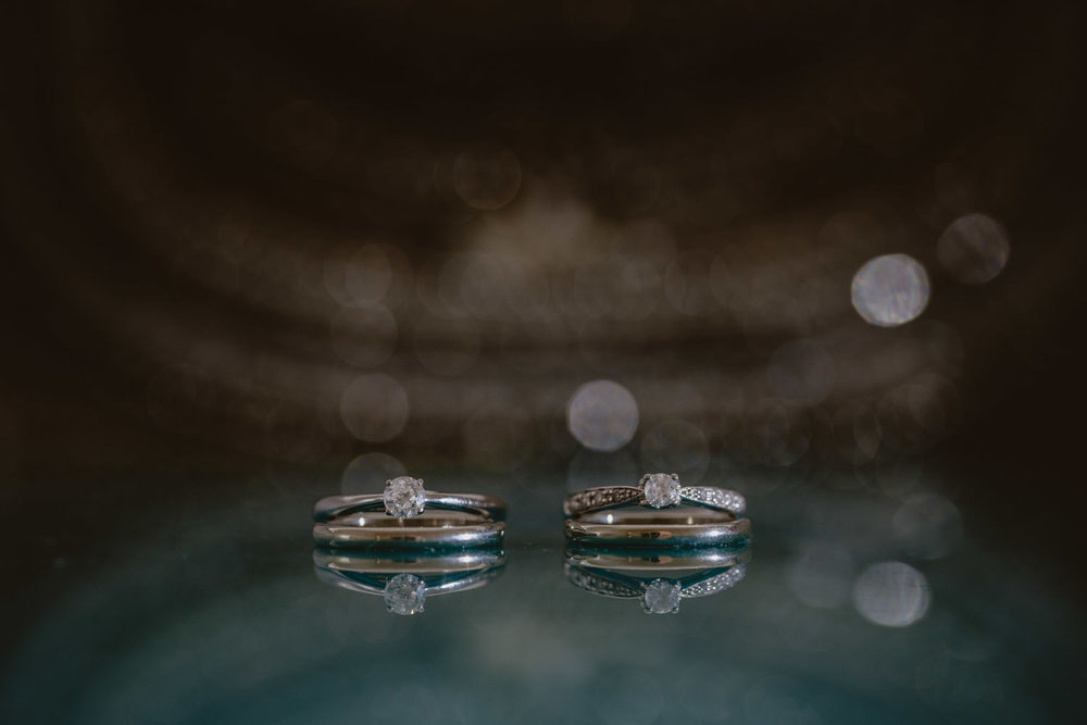 Same-sex engagement rings
