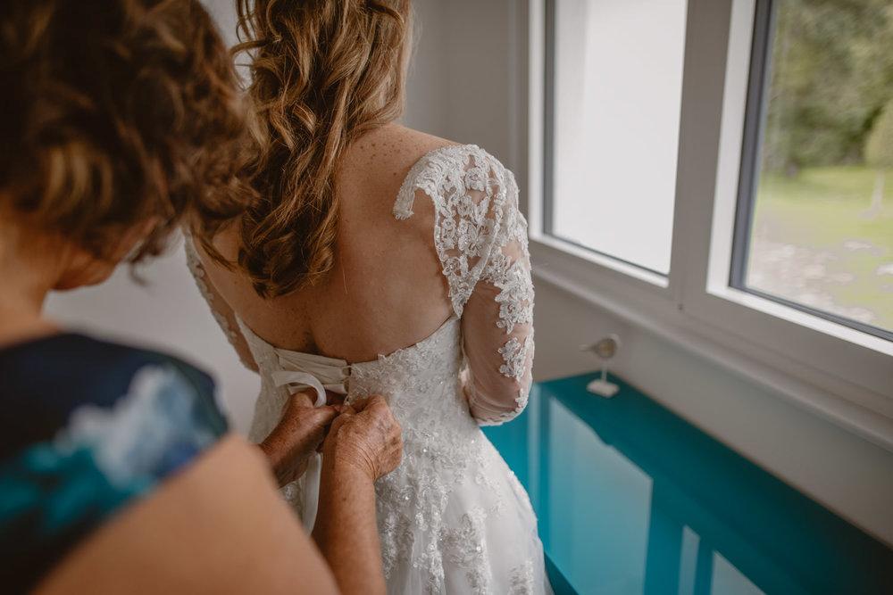 WED2B wedding dress lace