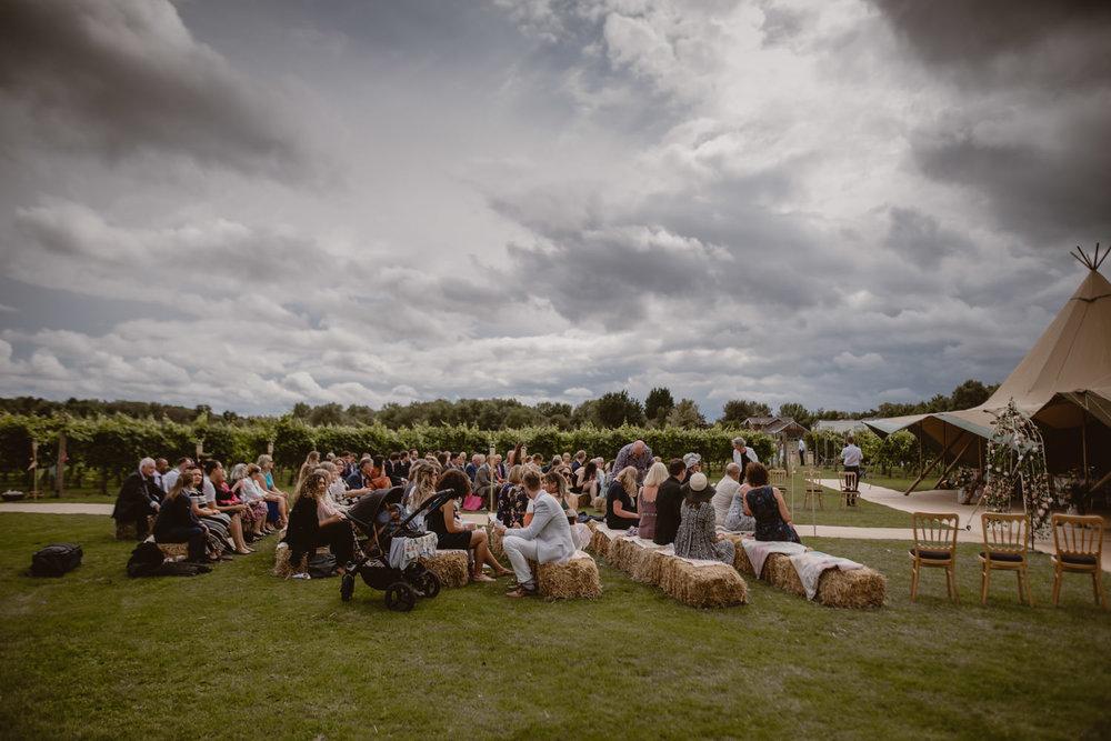 Fullerton State The Maze Wedding