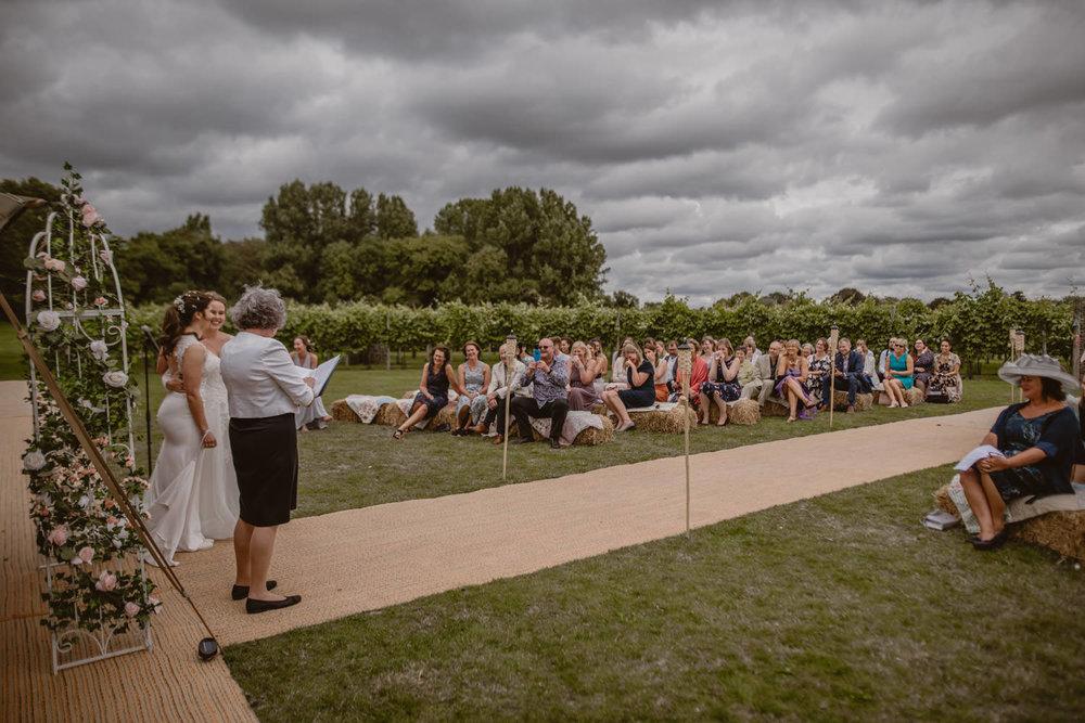 Fullerton State Wedding Photographer Hampshire