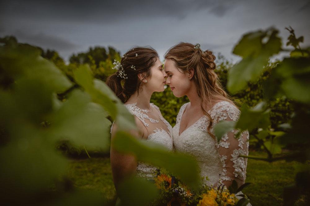 Same-sex Wedding Photographer Manu Mendoza