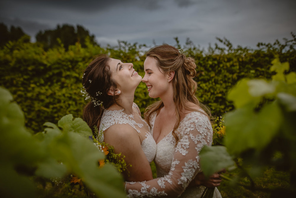 Same-sex Gay Wedding Photographer Hampshire