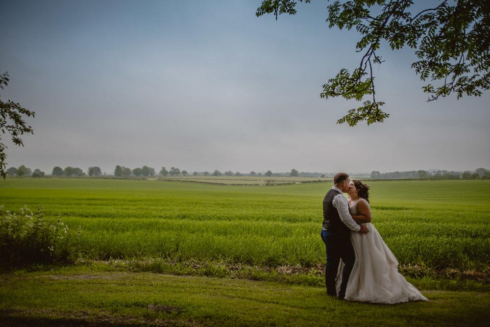 Wedding Photography in Cripps Barn Gloucestershire