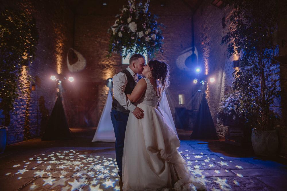 First Dance Wedding Photography Cripps Barn Gloucestershire